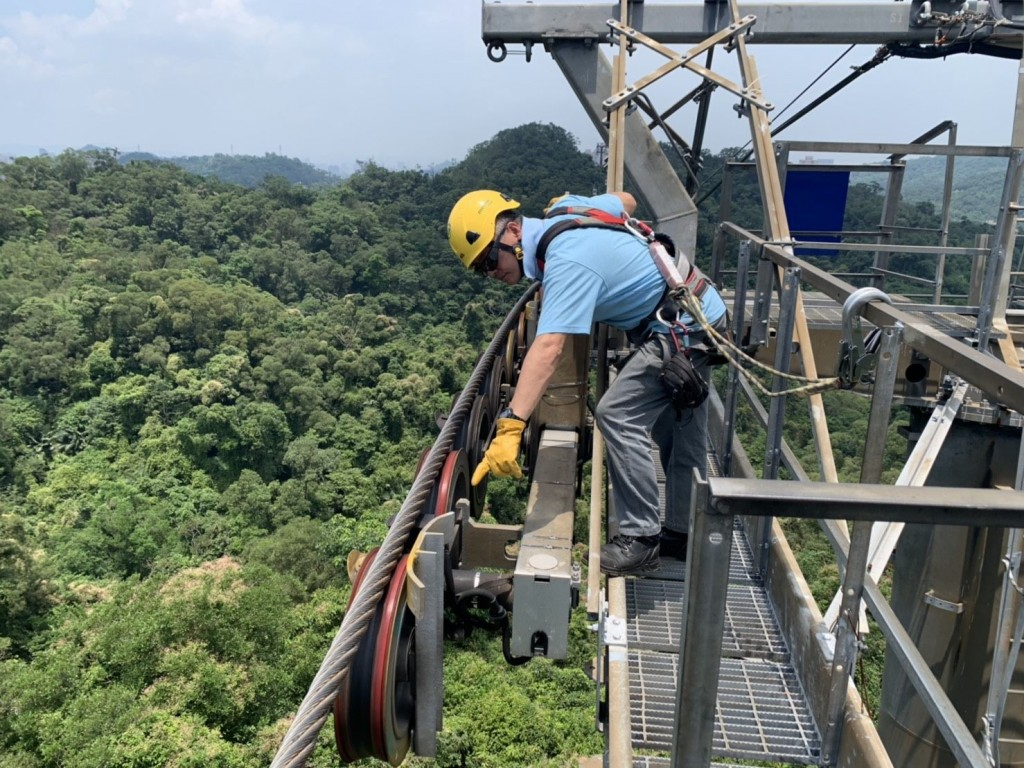 Taipei's Maokong Gondola to undergo cable replacement until December