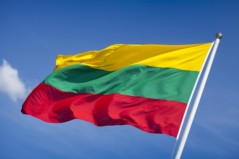 Flag of Lithuania. (Getty Images photo)