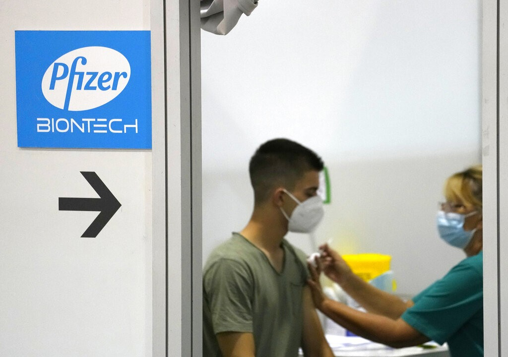 U.S. could authorize Pfizer COVID-19 shot for kids age 5-11 in October -sources