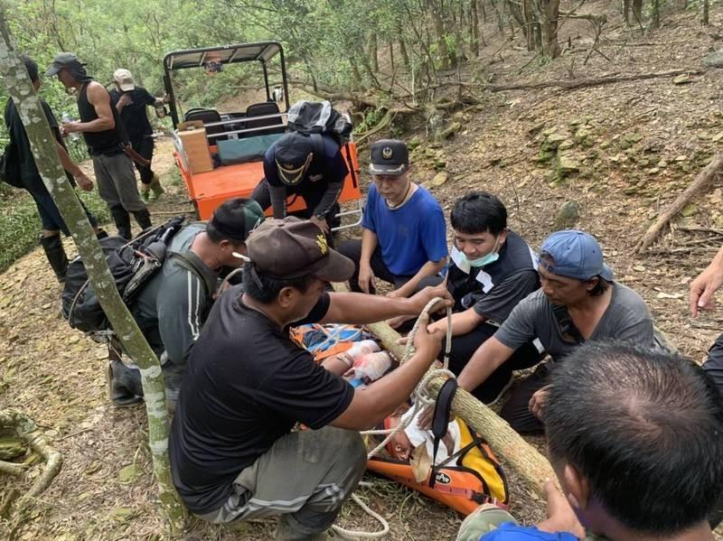 Wild boar bites off hunter's finger in southern Taiwan