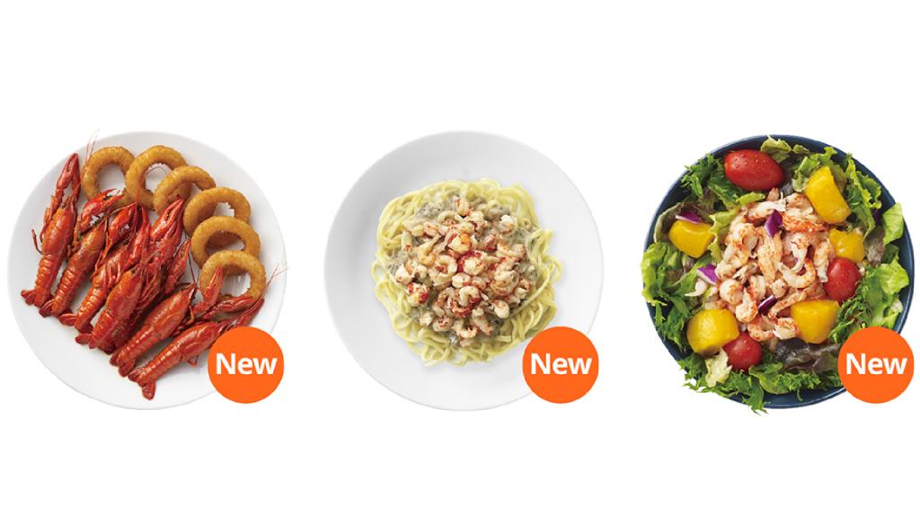 IKEA宜家家居歡慶瑞典小龍蝦節,於8/19至9/30推出小龍蝦餐點。(圖/IKEA官網)