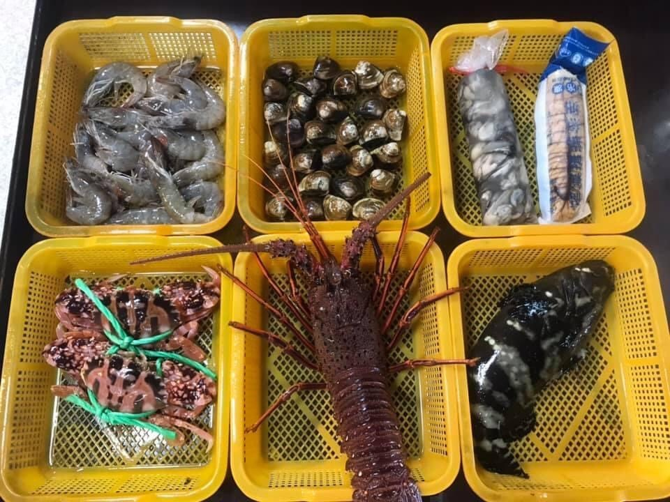 富基魚市疫後新型態 加入台灣pay行動支付、加強宅配美味送到家