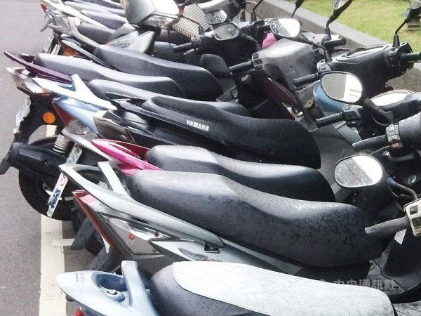 Taipei City is making users pay for 15,900 scooter parking spaces at MRT stations.