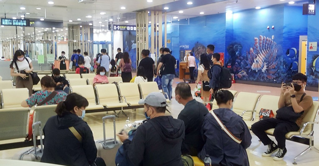 Penghu's tourism sector is slowly recovering from the impact of the COVID-19 pandemic.