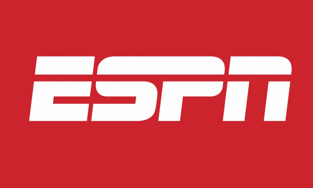 ESPN logo. (ESPN photo)
