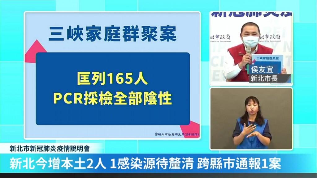 【更新】台灣新北市三峽家庭10人群聚案•確診者年齡從2歲到50歲 板橋大遠百8/30恢復營業•快篩全陰性
