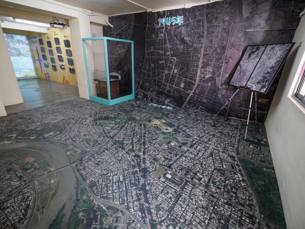拍下廣島核爆畫面同款航拍相機 空軍三重一村全臺首亮相