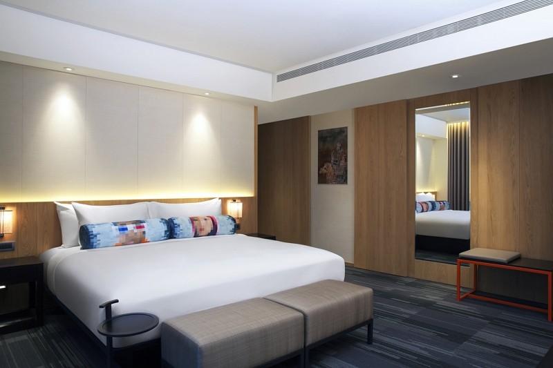 中山雅樂軒酒店 「待酒1點」住房專案