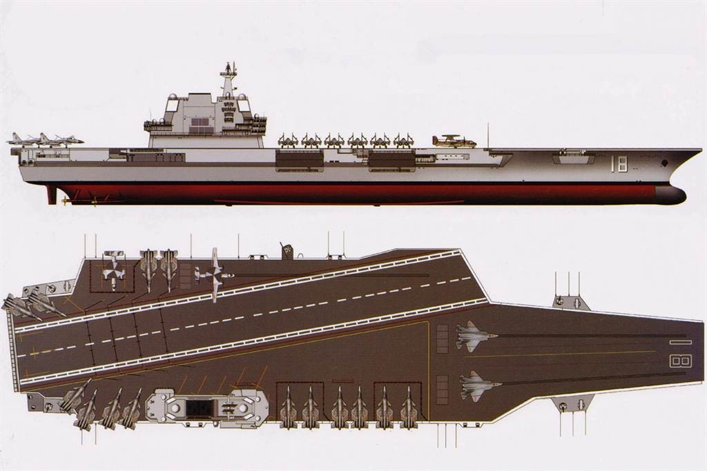 China's Type 003 aircraft carrier to increase area-denial capabilities around Taiwan