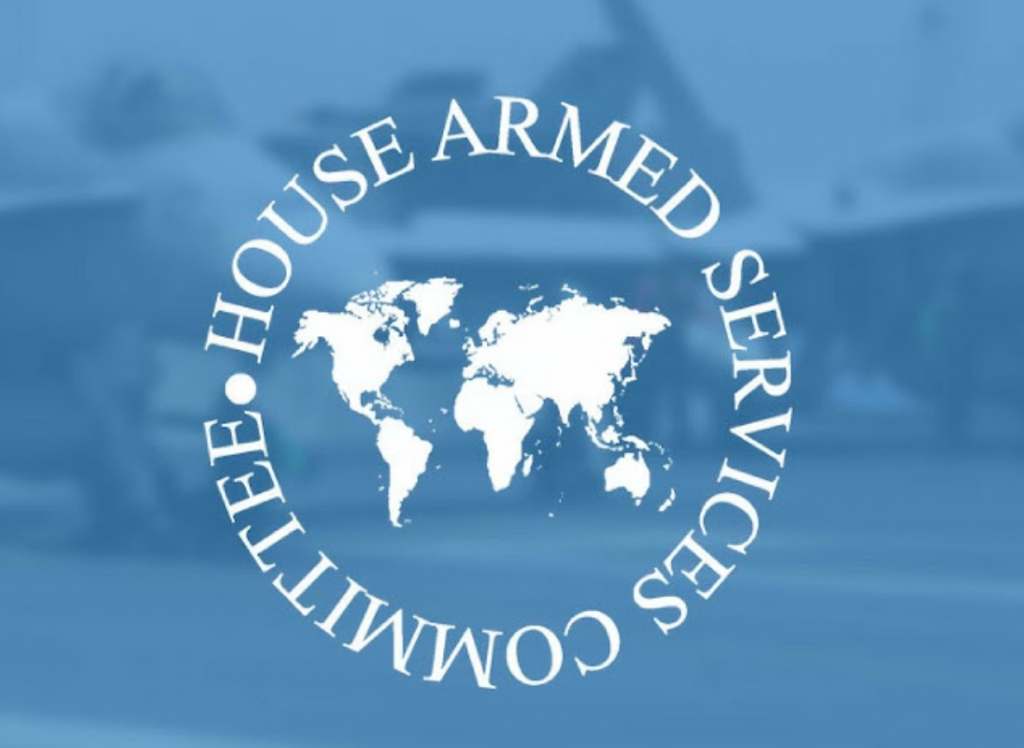 U.S. House Committee on Armed Services insignia (U.S. House Committee on Armed Services photo)