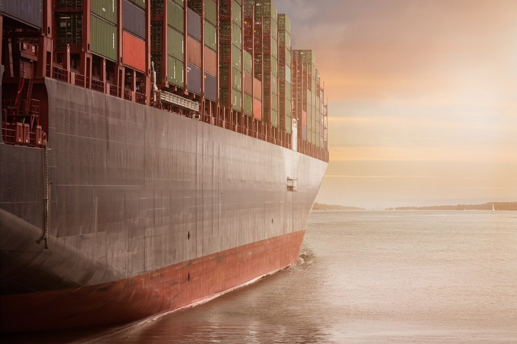 Container ship. (Pixabay photo)