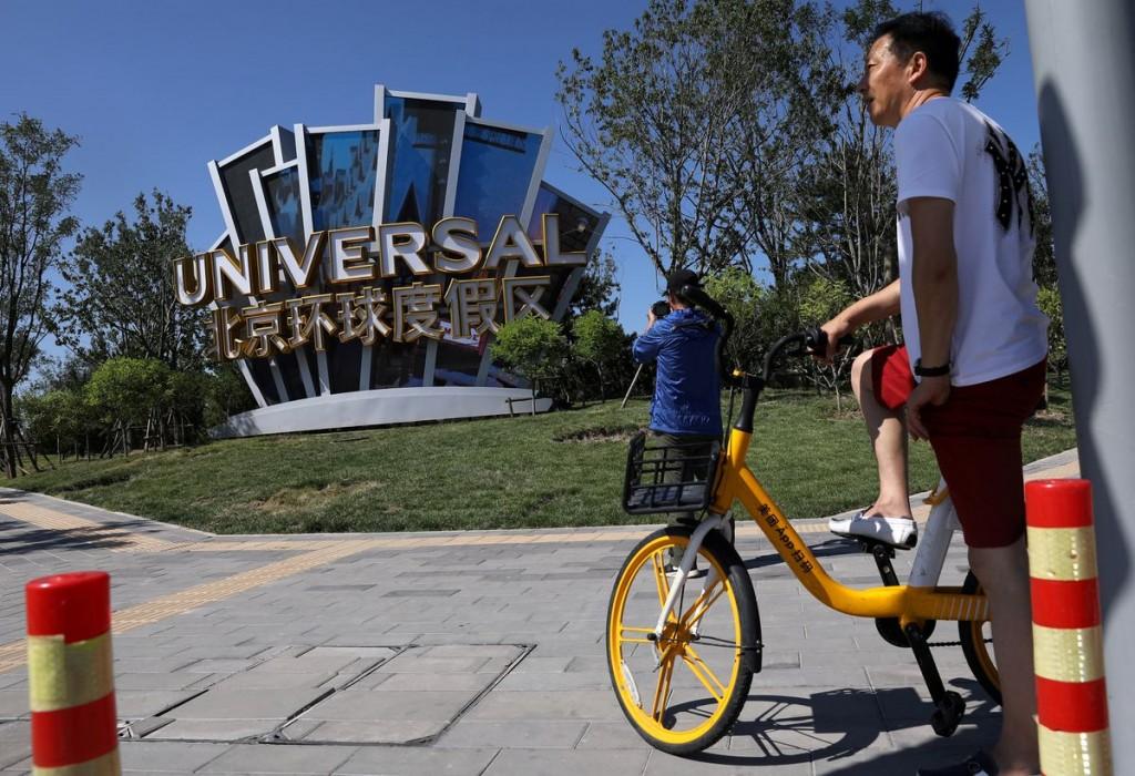 中國第一間環球影城試營運!有別於他國 主打功夫熊貓主題