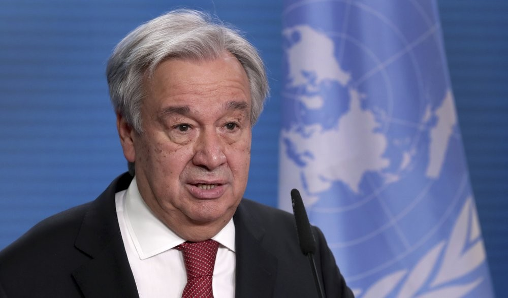 Taiwan wants its allies to write letters to U.N. Secretary-General Antonio Guterres.