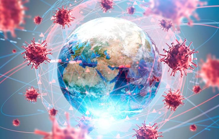 世界衛生組織(WHO)表示,正在監控一種新變種病毒株Mu,不僅對COVID-19疫苗具抗藥性風險,目前已在39國現蹤。(示意圖/Getty...