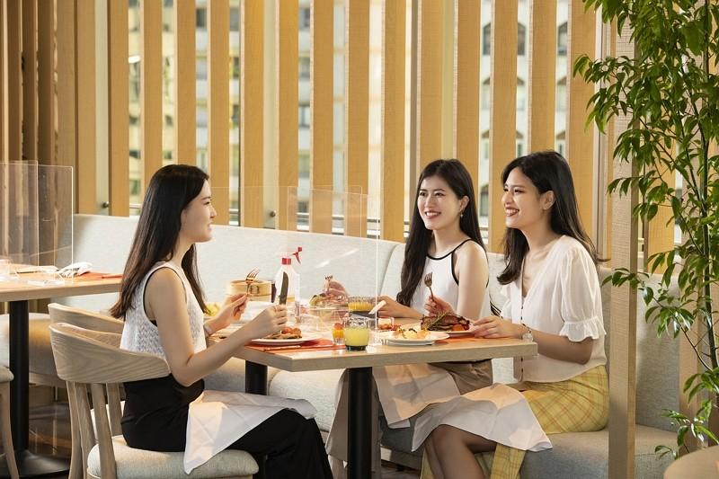 享美食好安心 遠東Café自助餐強勢回歸