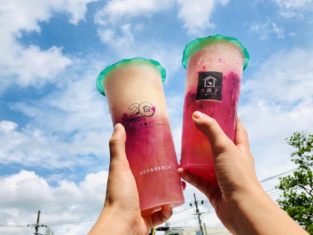 9月一起歡慶吧!!大苑子與許慶良鮮乳合作滿兩週年!寵粉回饋活動9/1正式開跑!