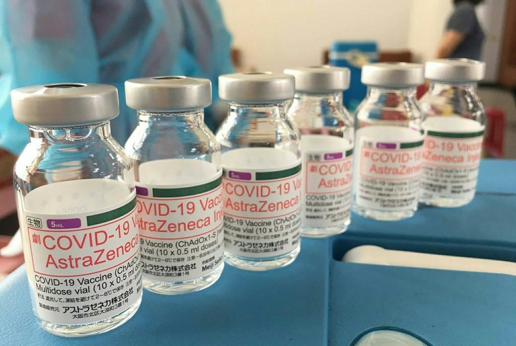 日本外相相茂木敏充本(3)日宣布四度捐贈我國AZ疫苗協防抗疫。