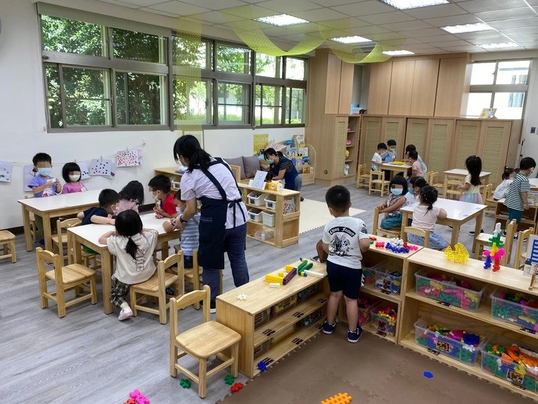 Stock image of kindergarten provided forchildren of Ministry of Finance employees. (Ministry of Finance photo)