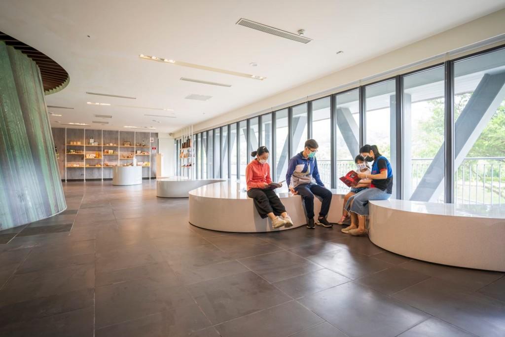 讓世界看見台灣之美!阿里山觸口遊客中心榮獲 2021 Muse Design Awards銀獎