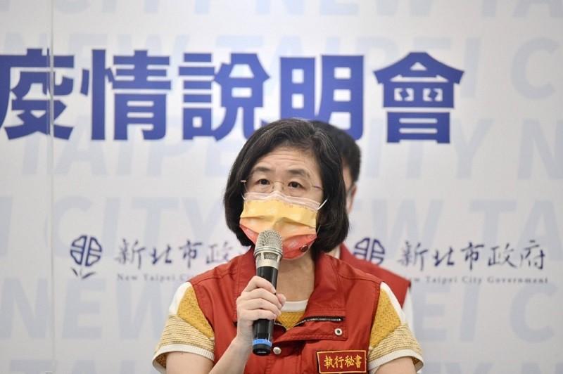 圖為新北市衛生局長陳潤秋。 (新北市府提供) 中央社檔案照片