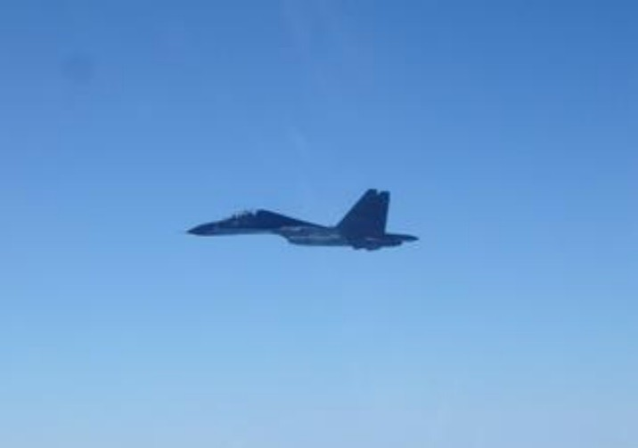 4 Chinese fighter jets enter Taiwan's ADIZ