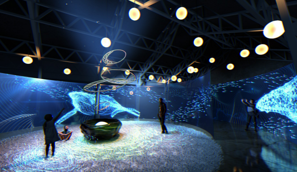 Light sculptures to bring immersive experience to Taiwan's Hsinchu
