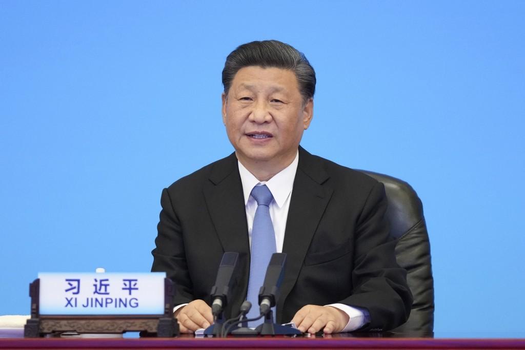 Chinese President Xi Jinping (Xinhua via AP photo)