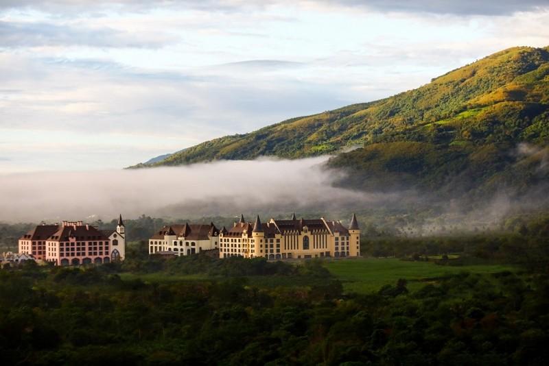 Grand Cosmos Resort in Hualien. (Website photo)