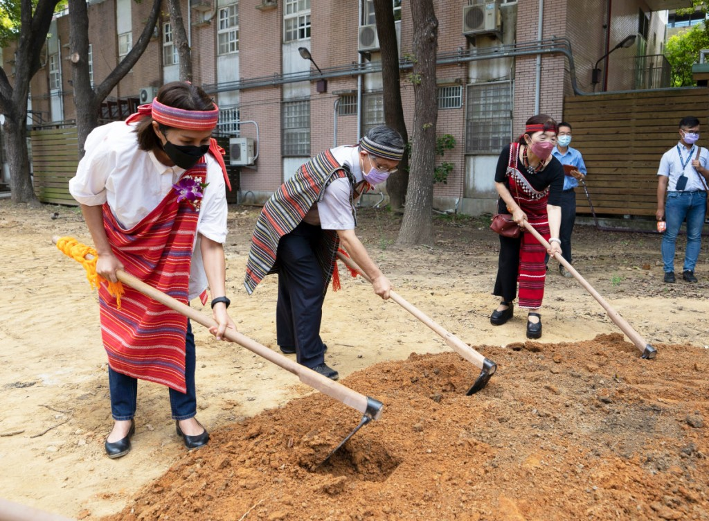 National Tsing Hua University builds Taiwan's first Indigenous science base