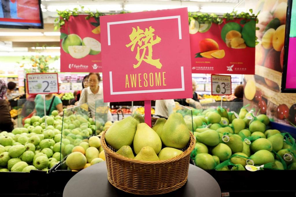 President Tsai wants a national farm export promotion team.