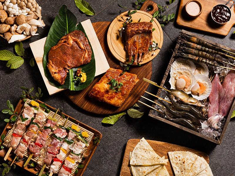 HOTEL COZZI和逸飯店 海陸派對外帶饗宴  迎接「香」聚烤肉時刻