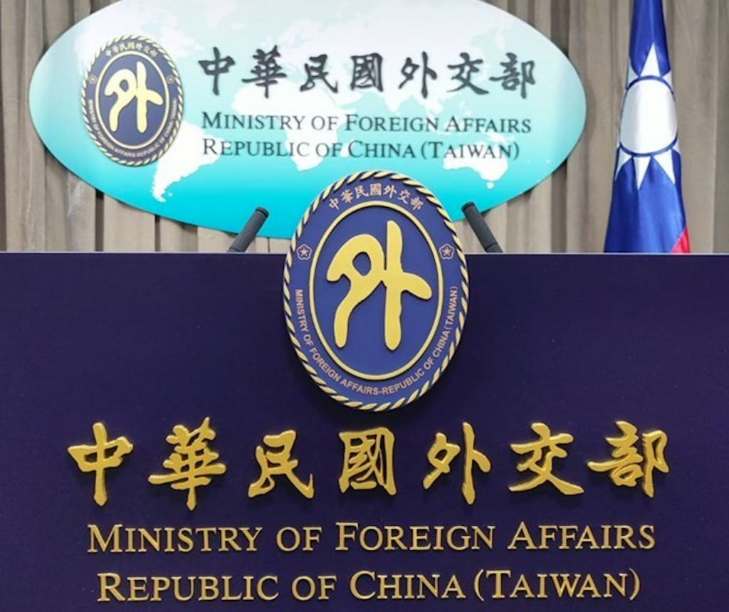 MOFA said that Taiwan and Japanwork together to maintain peace andstabilityin the Taiwan Strait. (MOFA photo)