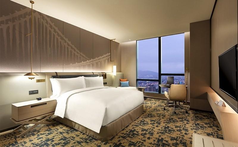 台北新板希爾頓酒店  「食欲之秋」一泊二食住房專案