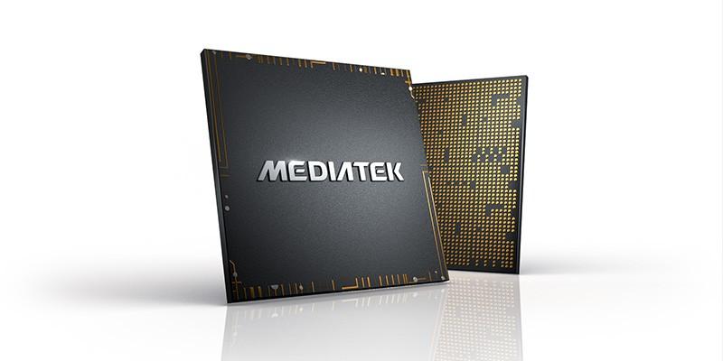MediaTek chip (MediaTek image)