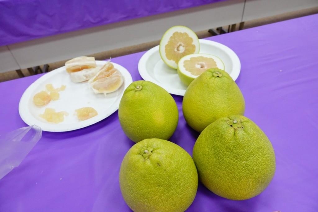 柚子全身都是寶 新北冠軍柚出爐
