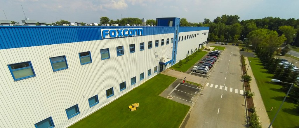Foxconn affiliates have reportedly stepped up their activities in Mexico. (Facebook, Pceparagon photo)