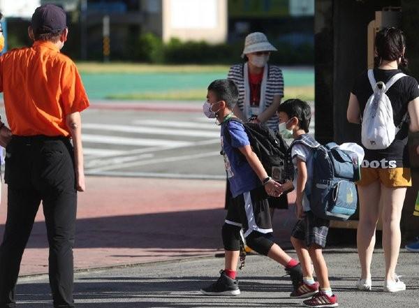 幼兒園2/3接觸者均陰性,陳時中:看來相對安全。(圖/中央社)