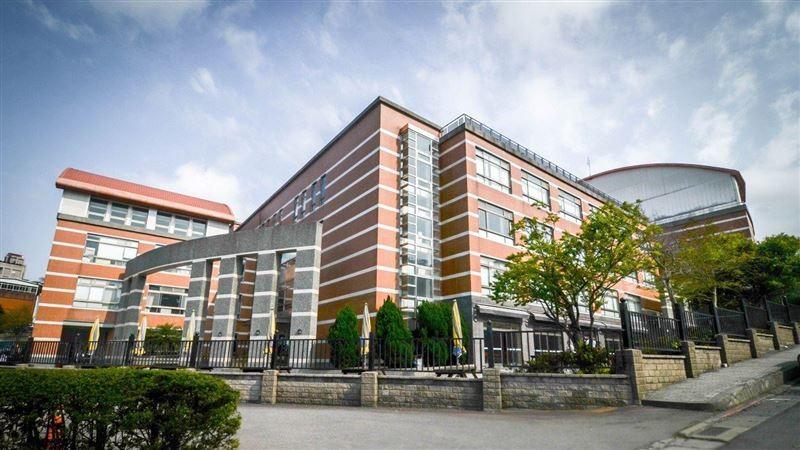 Taipei European School main campus. (tes.tp.edu.twphoto)