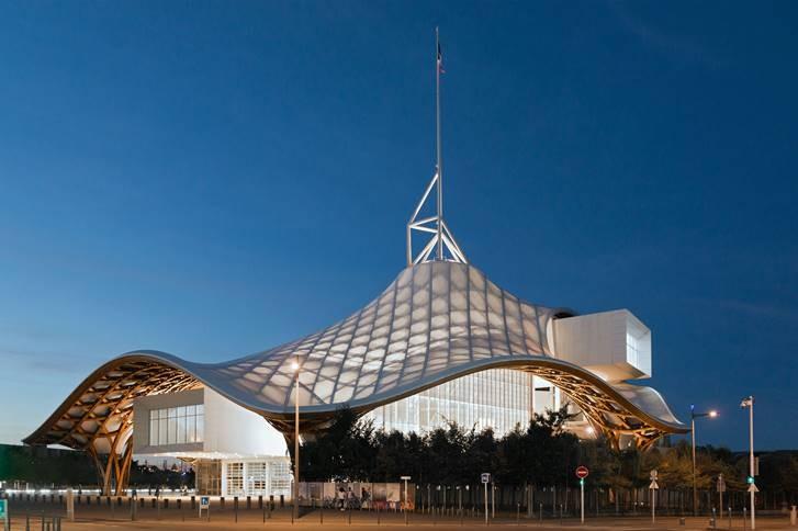 Center Pompidou Metz (Jacqueline Trichard photo)