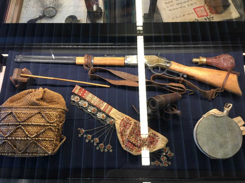 Special exhibit showcases costumes, props from 'Seqalu: Formosa 1867'