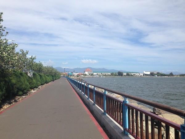 The Dapeng Bay Bikeway