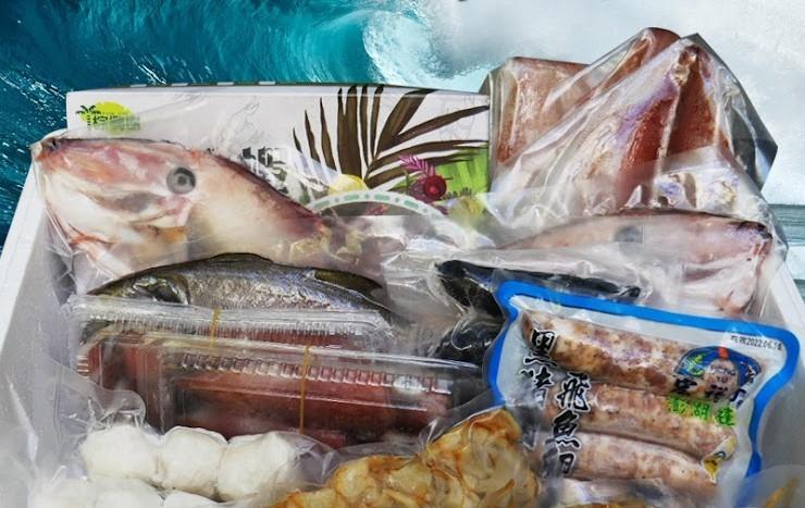 深澳漁港新鮮直送 特選海鮮禮盒熱烈搶購中