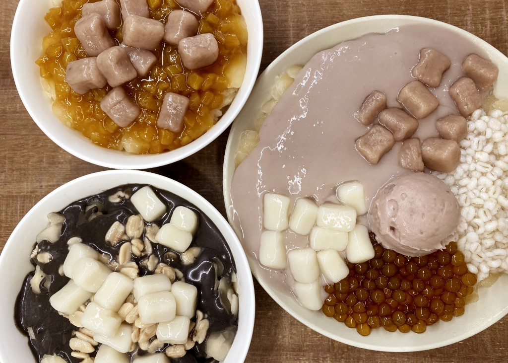 Taiwanese shaved ice a treat for all seasons