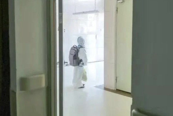 Video shows 4-year-old forced into solitary quarantine in Fujian, China