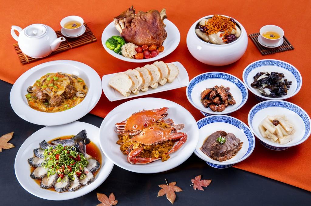 台北凱達X萬里蟹 挑戰飯店CP值最高之品蟹宴