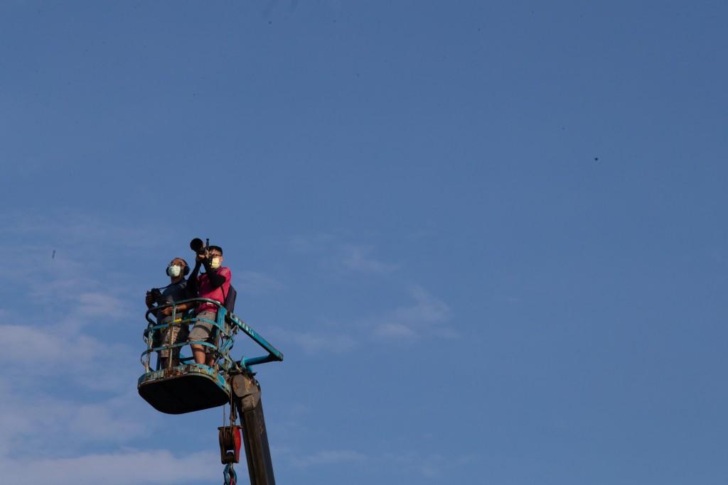 【台灣漢光演習】空軍15日清晨順利完成演練 史上首次有戰機降落「佳冬戰備道」