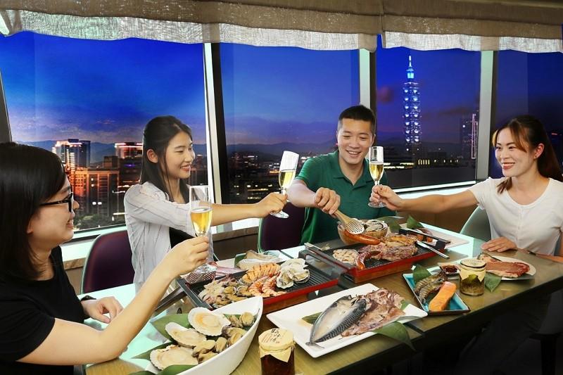 台北王朝「好秋·雅炙」 澎湃燒烤饗樂趣