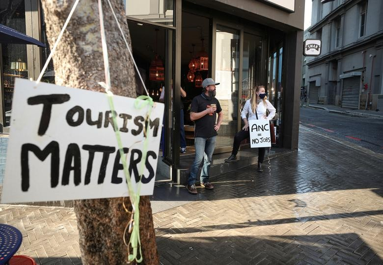 南非將重啟觀光,拯救因疫情重挫的旅遊業。(圖/路透社)
