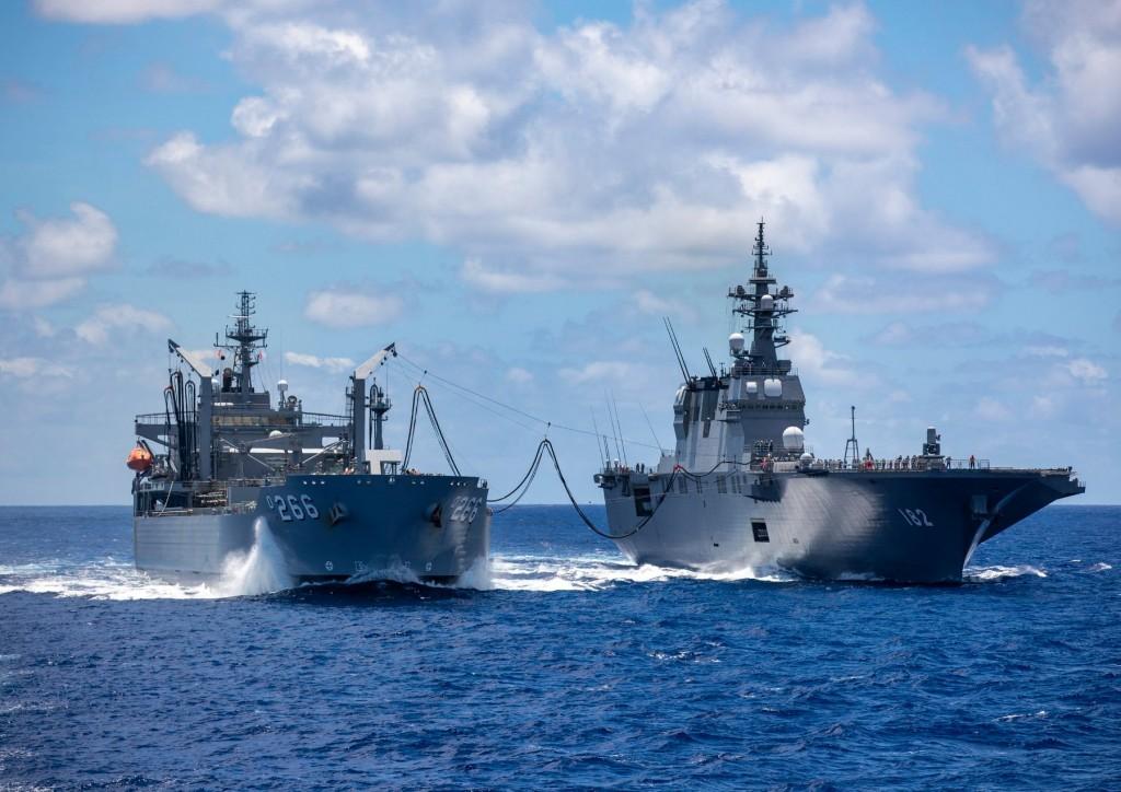 """美眾議院通過2022年財政年度國防授權法案,建議邀請台灣參與2022年環太平洋軍事演習。(圖片取自<a href=""""https://www..."""