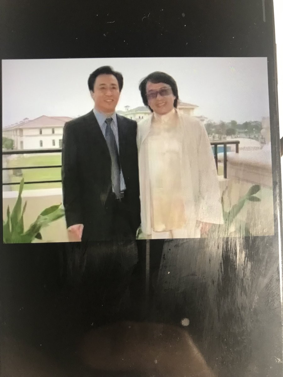 'Jackie Chan curse' strikes Evergrande